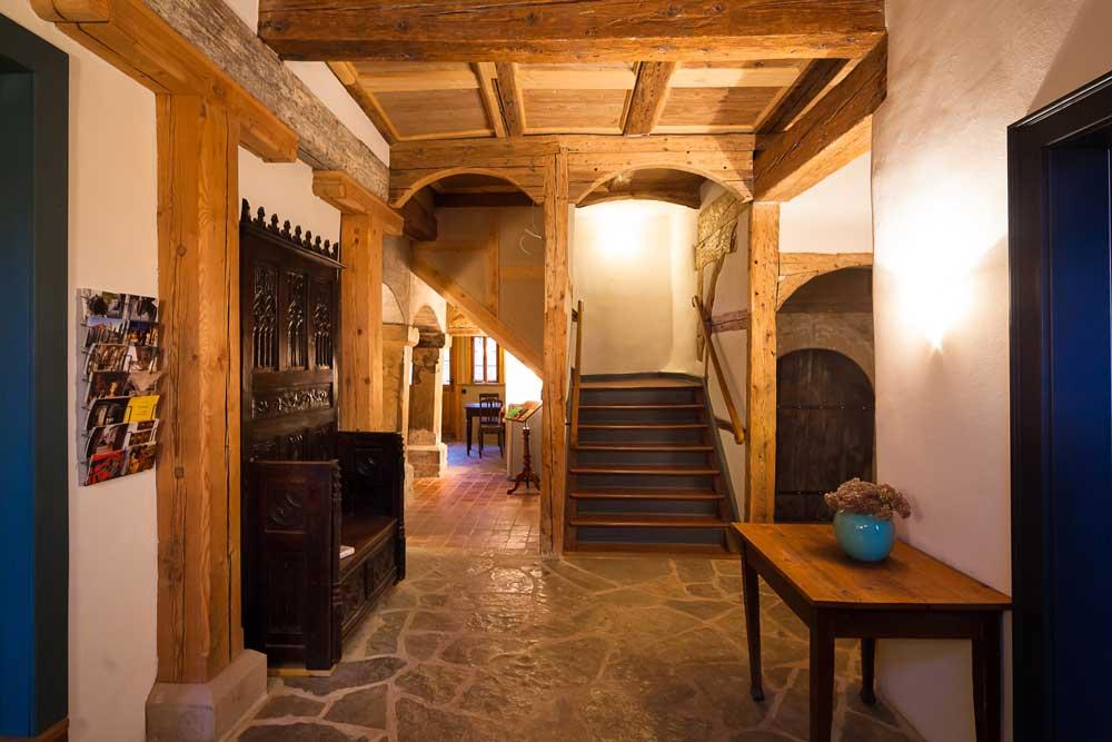 Treppenhaus 1700