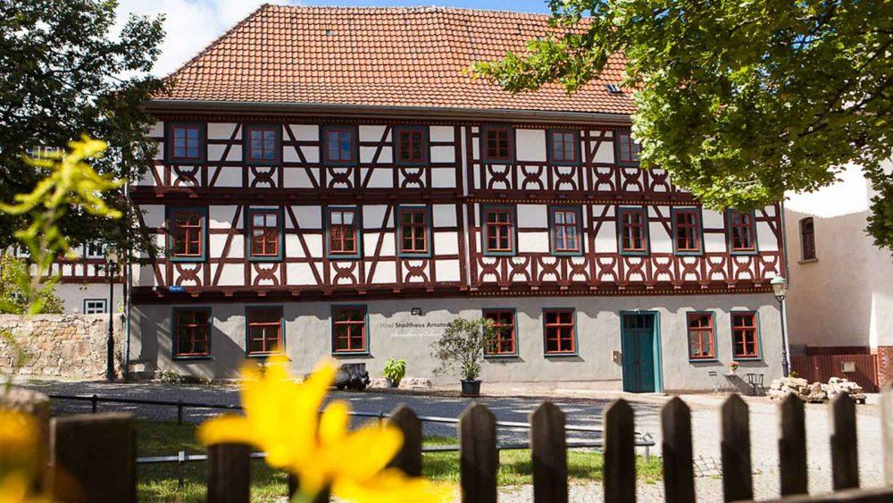 Hotel Fachwerkhaus Arnstadt