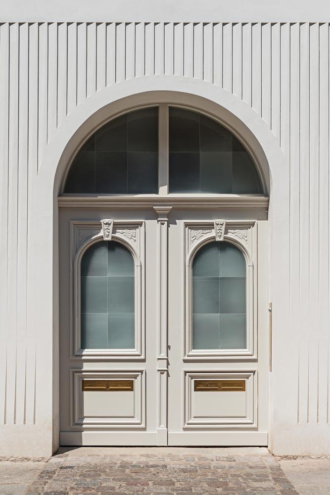 Eingang Gründerzeithaus