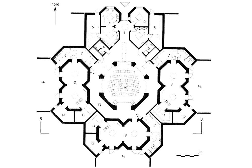 Plan Gernot Minke