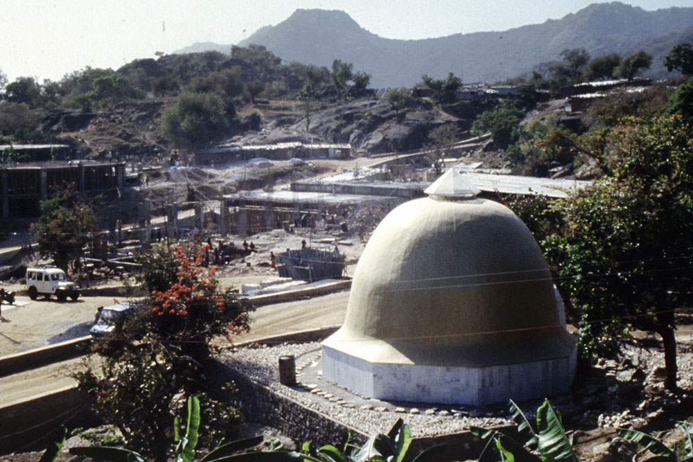 Meditationshalle Mount Abu