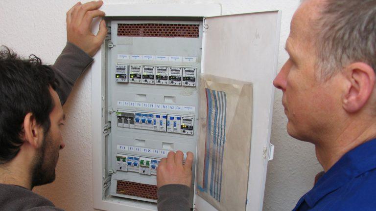 elektro installation