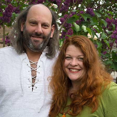 Christian und Susanne Riedelsheimer