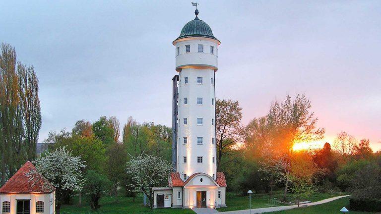 Wasserturm am Bodensee