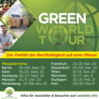 greenworld tour