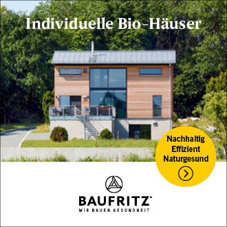 Baufritz Holzhaus