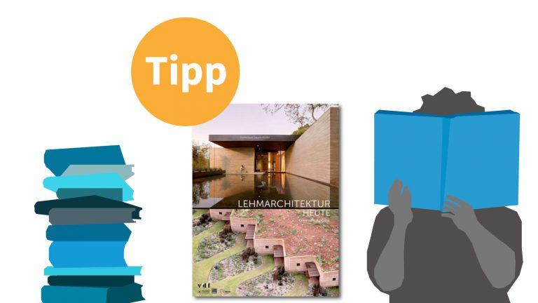 Buch Lehmbauarchitektur heute
