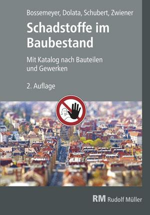 Buch Schadstoffe im Baubestand