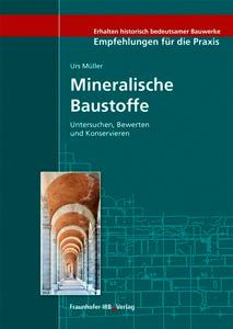mineralische baustoffe cover